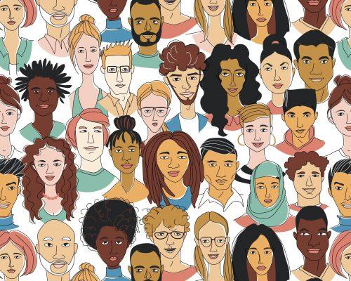 diverse-crowd